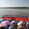 端午佳节 汉江河上赛龙舟 十堰晚报在直播