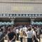 千人送别人民艺术家刘文西 西安殡仪馆咸宁厅举行刘文西追悼会