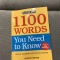 #1100 words you need to know # Week 1 Day 1
