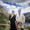 藏族小哥哥小姐姐带你探秘囊谦生态之美#囊谦网上旅游节# 