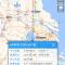 """#交汇点直播#""""利奇马""""抵达江苏苏州,交汇点记者直击现场"""