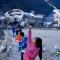 #海昌小小旅行家#今天来到了新西兰童话镇,#海洋行·奥运梦#继续出发
