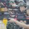 西安交大2019级军训激光模拟射击技能演练