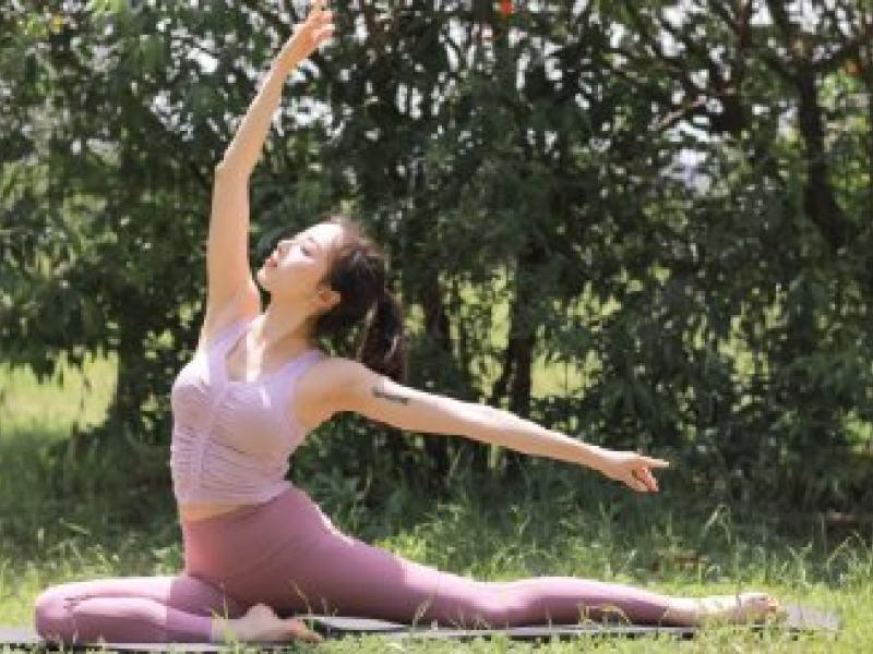 Rosie的瑜伽乐园正在直播
