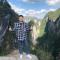 【惊险直播】深入云层的悬崖栈道,最刺激的玻璃栈道,破了四个世界第一的铁索大桥矮寨大桥