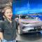 來看今天車展顏值最高的電動車:全新騰勢X #2019廣州車展#