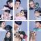 #寵愛發布會#正在直播中,演員吳磊、張子楓、鐘漢良、楊子姍、陳偉霆、鐘楚曦、檀健次、闞清子、