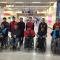 #国际残疾人日#无障碍行动 与残疾人一起体验西安地铁机场城际线