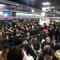 体验西安地铁早高峰 你挤过早高峰地铁么#西安地铁#