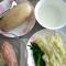 糯米藕,白菜包
