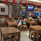 西安餐饮业有序开放堂食,记者体验一人一桌就餐