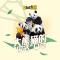 """大熊猫的""""巴适""""日常"""