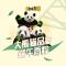 大熊猫品尝端午香粽