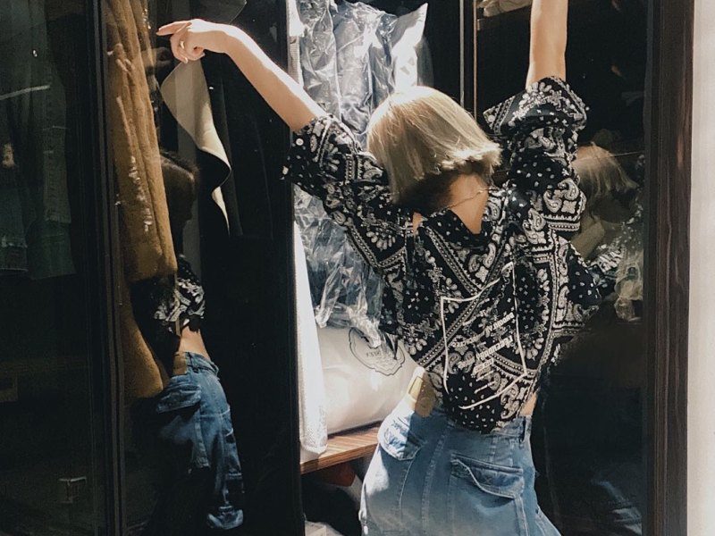 DUIER对儿时尚正在直播