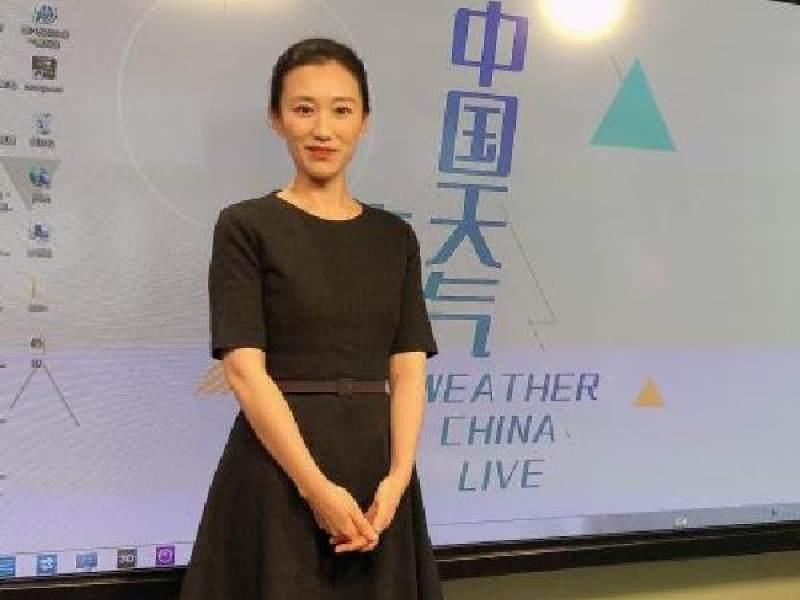 中国天气正在直播