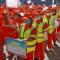 助力十四运!2020年西安环卫工趣味运动会来了!