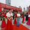 2020西安首届羊绒皮草名优产品哦暨汽车博览会开幕式