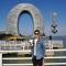 台湾网红森哥与帅气主播带你游南太湖啦~泛舟湖上,来一场美丽的邂逅吧!