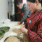 为了让农民工春节吃上热饺子城中村饺子馆过节不打烊