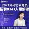 #2021河北省考公告解读#