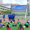 """2021""""亚足联女足日""""女孩足球节趣味大赛开战啦!快来围观小可爱们花式踢足球"""