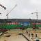 西安火车站北站房主体工程完工  即将精彩亮相