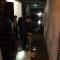 【#华商直播帮#我为群众办实事】西安市未央区丽舍春天小区多栋楼地下室泛臭水 最深有30公分