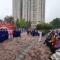 党员帮帮团:快来唐都花园社区看重阳节社区趣味运动会